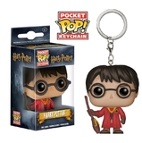 Harry Potter: Quidditch Harry - Pocket Pop! Keychain