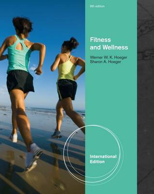 Fitness and Wellness by Sharon A Hoeger image