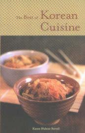 The Best of Korean Cuisine by Karen Hulene Bartell image