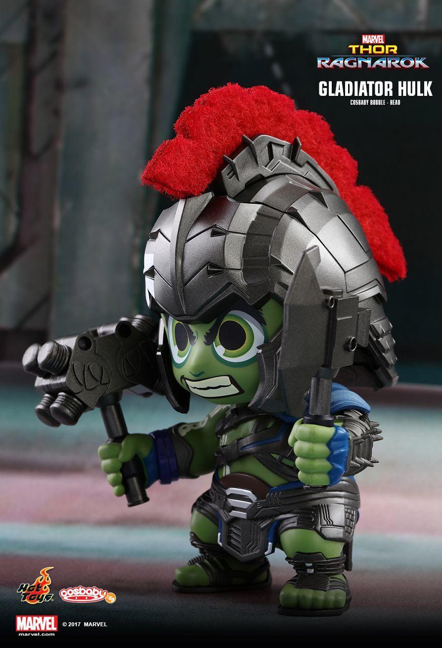 Thor 3: Ragnarok - Gladiator Hulk Cosbaby Figure image
