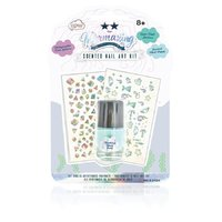 Mermaizing Scented Nail Polish Art Kit