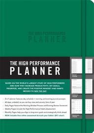 The High Performance Planner [Green] by Brendon Burchard