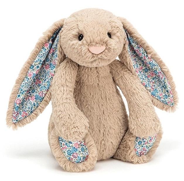 Jellycat: Blossom Bashful Beige Bunny - Medium Plush
