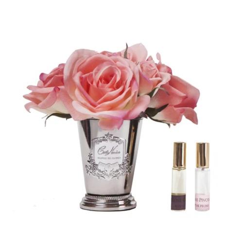 Cote Noire: Seven Roses Fragrance Diffuser - White Peach