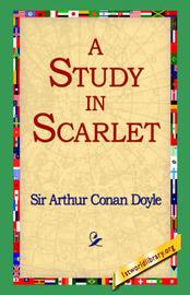 A Study in Scarlet by Arthur Conan Doyle image