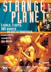Strange Planet on DVD