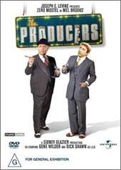 The Producers on DVD
