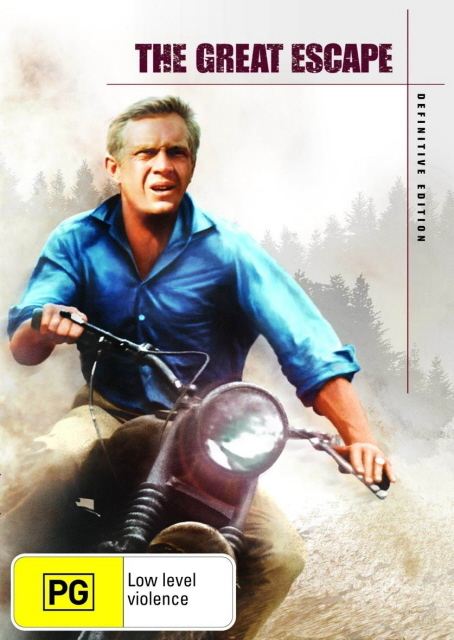 The Great Escape - Definitive Edition (2 Disc Set) on DVD