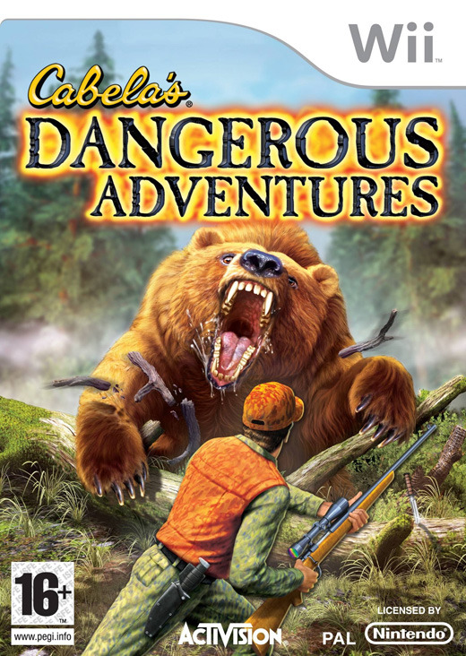 Cabela's Dangerous Adventures for Nintendo Wii