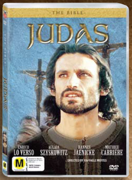 The Bible - Judas on DVD