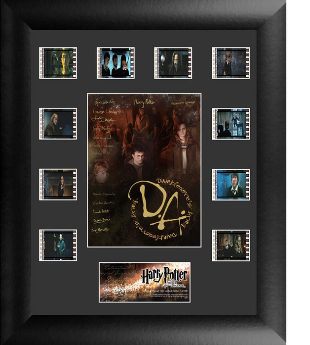 FilmCells: Mini-Montage Frame - Harry Potter (Order of the Phoenix)