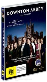 Downton Abbey - Season Three on DVD