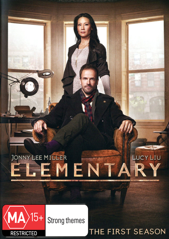 Elementary - The Complete First Season on DVD