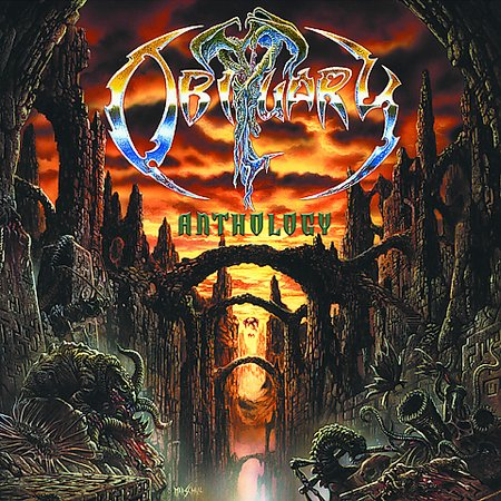 Anthology by Obituary image
