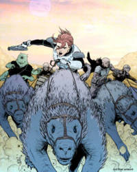 Copperhead Volume 2 by Jay Faerber