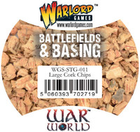 Warlord Scenics: Large Cork Chip