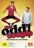 The Odd Couple - The Complete Collection (21 Disc Set) on DVD