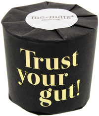 Me&Mats: 'Trust Your Gut' Candle