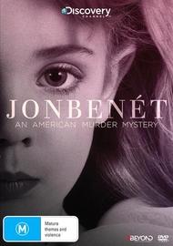 JonBenét: An American Murder Mystery on DVD