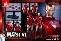 Iron Man 2 - Mark VI 1:6 Scale Collectible Figure image