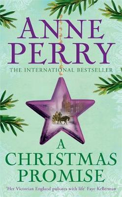 A Christmas Promise by Anne Perry image