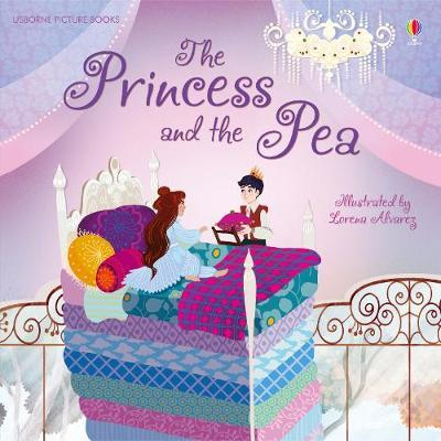 The Princess and the Pea by Matthew Oldham image
