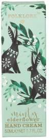 Folklore Hand Cream - Minty Elderflower 50ml