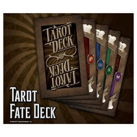 Through the Breach: Tarot Fate Deck