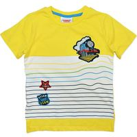 Thomas the Tank Engine T-Shirt with Thomas Patch - Size 2