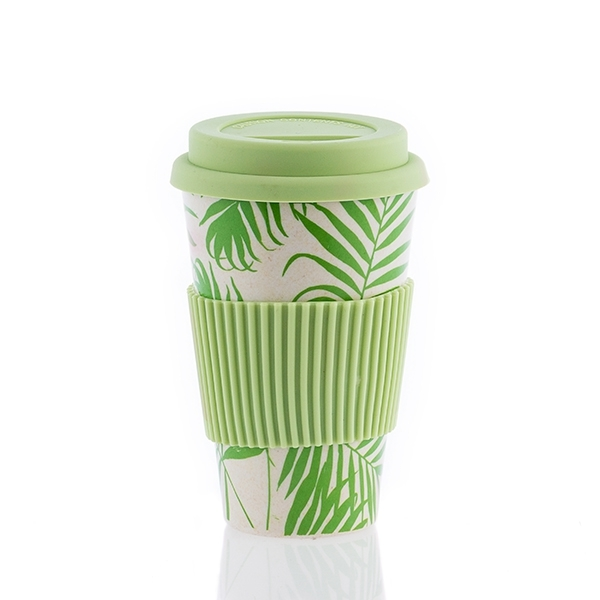 Tropical Bamboo Eco-Cup image