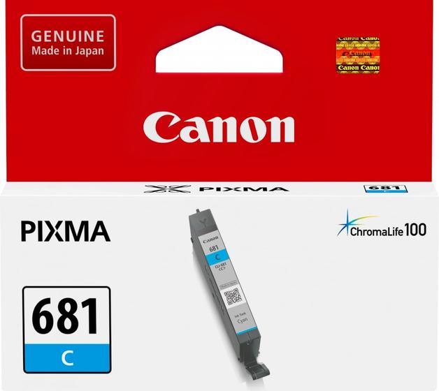 Canon Ink Cartridge - CLI681 (Cyan)