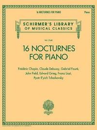 Schirmer's Library Of Musical Classics Vol. 2140 by Frederic Chopin