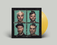 Raised In The Dark (Yellow Vinyl) by Villainy