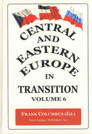 Central & Eastern Europe in Transition, Volume 6 image