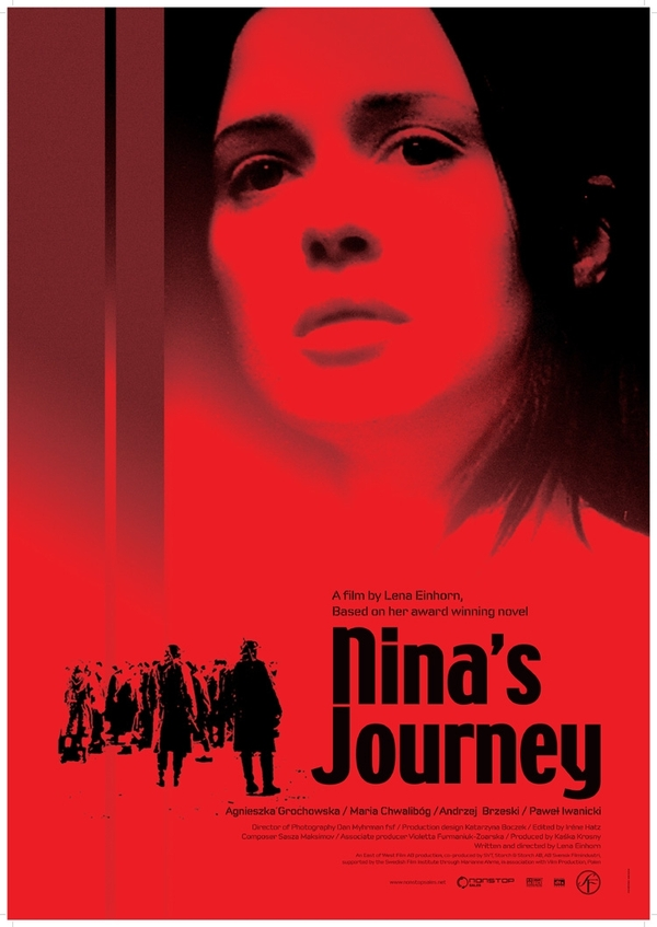 Nina's Journey on DVD image