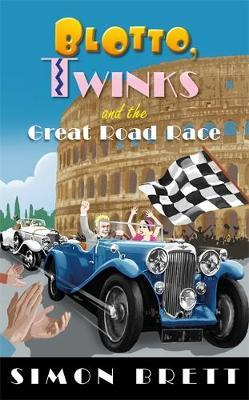Blotto, Twinks and the Great Road Race by Simon Brett