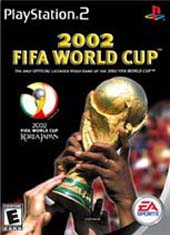 2002 FIFA World Cup for PlayStation 2
