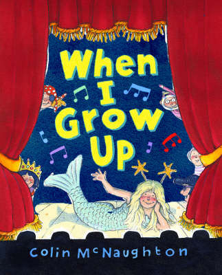When I Grow Up by Colin McNaughton image