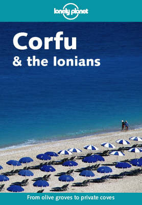 Corfu and the Ionians by Sally Webb image