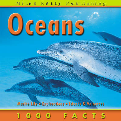 1000 Facts - Oceans image
