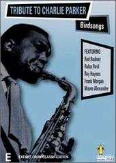 Tribute To Charlie Parker - Birdland on DVD