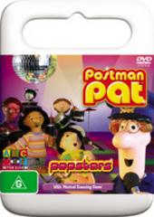 Postman Pat: Popstars on DVD
