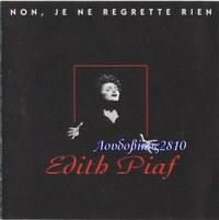 Non Je Ne Regrette Rien by Edith Piaf image