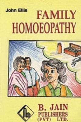 Family Homoeopathy by Johan Ellis image