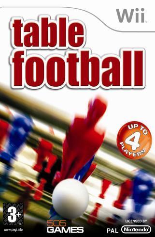 Table Football (Foosball) for Wii