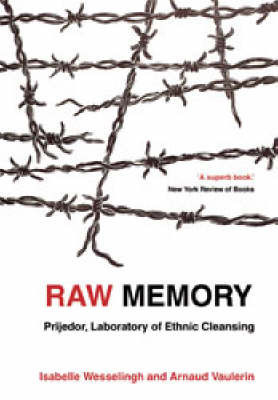 Raw Memory by Isabelle Wesselingh