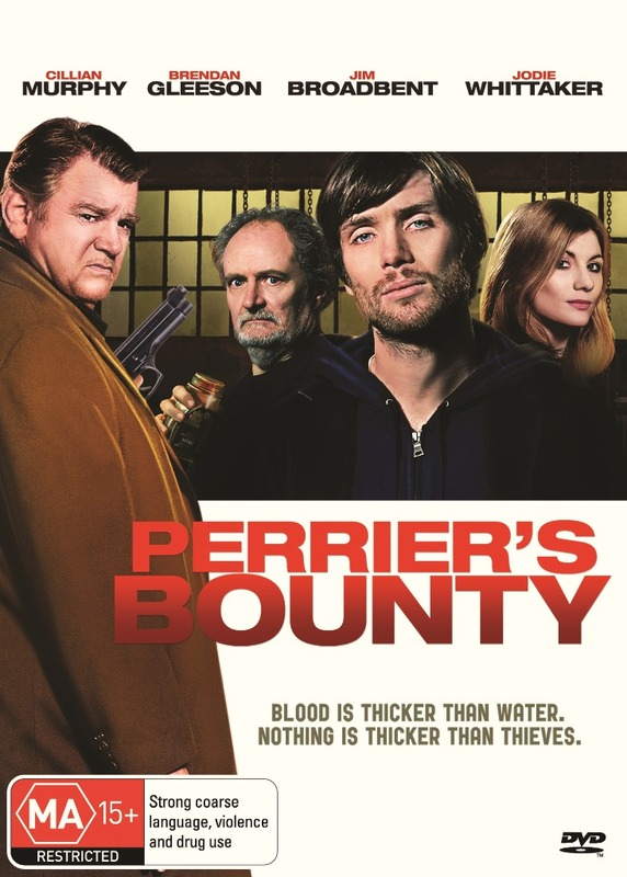 Perrier's Bounty on DVD