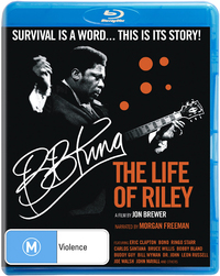 B.B. King The Life of Riley on Blu-ray
