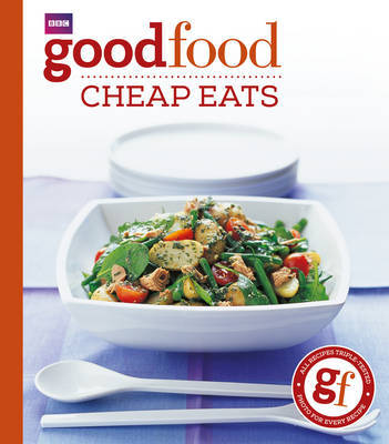 Good Food: Cheap Eats by Good Food Guides image