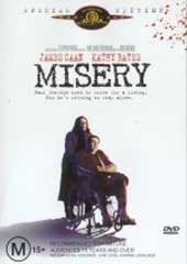 Misery - SE on DVD